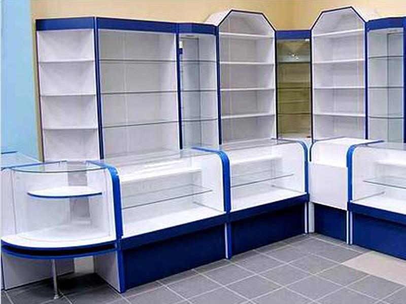 Мебель для магазинов,витрины,прилавки,рецепшены,столы фото 2. Фото 2. Мебел